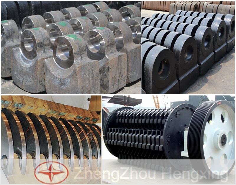 Stone Hammer Crushing Equipment