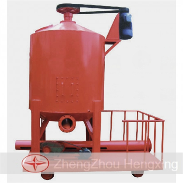Pouring Mixer For AAC Block Making Machine